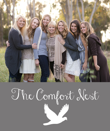 The Comfort Nest Blog