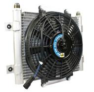 BD Diesel Single Stack Xtruded Transmission Oil Cooler