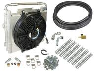 BD Diesel Double Stack Xtruded Transmission Oil Cooler