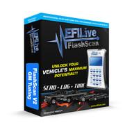 EFI Live FlashScan V2 Dodge Cummins Tuning Kit
