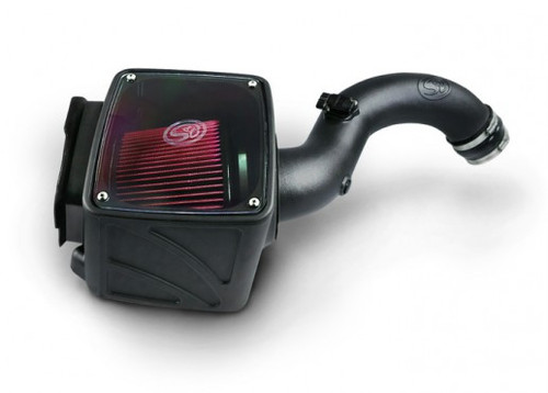 Cold Air Intake for 2004-2005 Chevy / GMC Duramax LLY 6.6L   75-5102
