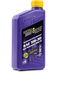 Royal Purple API Licensed Motor Oil