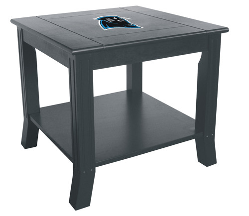 Carolina Panthers Coffee Table - Panther coffee table