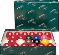 Aramith 2 1/8 Snooker Ball Set