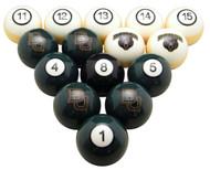 Baylor Bears Billiard Ball Set 1