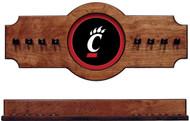 Cincinnati Bearcats Hanging Cue Rack