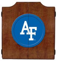 Air Force Academy Dart Board Cabinet