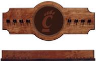 Cincinnati Bearcats Cue Rack - Medallion Series