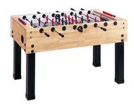 Garlando G-500 Briarwood Foosball Table
