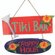 Outdoor D_cor Tiki Bar/Happy Hour