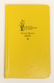 "Bogside Field Book 5X8"" 320M Case Bound - Yellow"