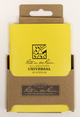 "Rite in the Rain - All-Weather Universal Book 3-Pack - No. 371FX-M - 3.5x4.5"" Yellow"