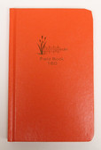 "Bogside Field Book 160 - 5x7.5"" - Orange"