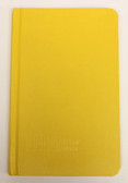 "Elan Publishing Field Book E64-4x4 - 5x7.5"" - Yellow"