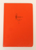 "Bogside Field Book 320L - 6x9"" - Orange"