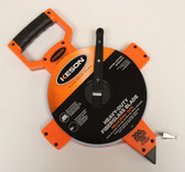 Keson 200' Heavy Duty Fiberglass Blade Measuring Tape