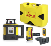 Leica Rugby 840 Rotating Construction Laser Kit
