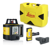 Leica Rugby 870 Fully-Automatic Grade Laser Kit