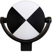 "Leica GZT21 4.5"" Circular Black & White Tilt-N-Turn Target"
