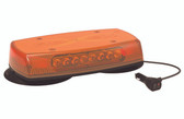 "Ecco Reflex 15"" LED Amber Mini Bar w/ Vacuum-Magnet Mount"