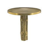 Flat Head Brass Survey Marker w/ Ribbed Shank (Multiple Sizes)