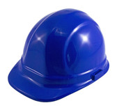 Omega II Cap Safety Helmet - Blue - Secure-Fit
