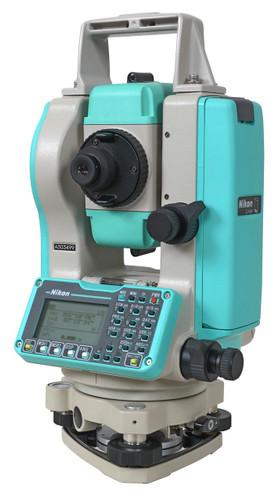 nikon npl 322 series total station kara company inc rh karaco com Nikon User Manual Nikon D800 Manual Espanol