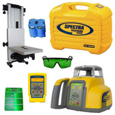Spectra Precision HV302G Interior Green Beam Laser Kit