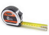 Keson 8m x 25mm Chrome Series Tape Measure - Metric