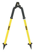 SECO Thumb-Release Mini Bipod - Yellow