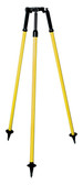 SECO Construction Series Thumb-Release Tripod - Yellow