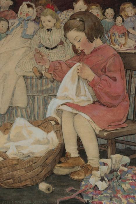 Jessie Willcox Smith Fine Art Prints Encore Editions