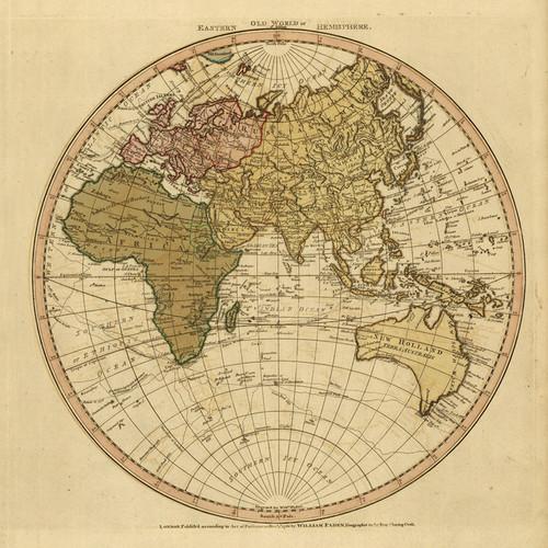Hemispheres A World Of Fine Furnishings: Historic & Vintage Fine Art Prints