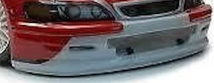 Honda Accord 1/5th scale front body section