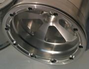 1/5th Scale Jmex Fg Stadium truck split rim wheel rim lock