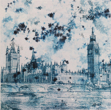 House of Parliament Art