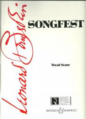 Songfest Vocal Score