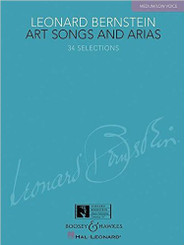 Leonard Bernstein: Art Songs and Arias (Medium Voice)