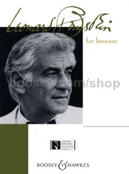 Bernstein for Bassoon and Piano