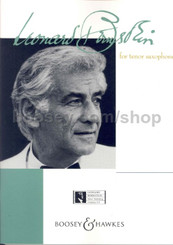 Bernstein for Tenor Saxophone and Piano