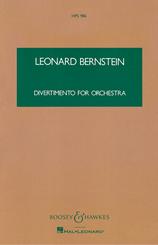Divertimento For Orchestra (Study Score)