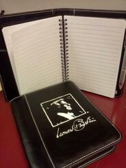 Leonard Bernstein ® Profile Notepad