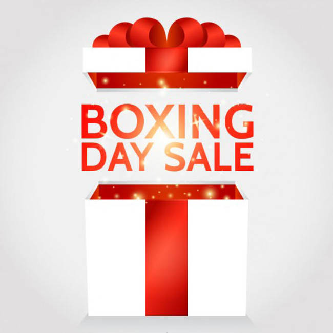 Boxing Day Sale - 30% OFF All Jewellery