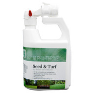 Alpha Thrive Seed and Turf 32 oz. Hose-End