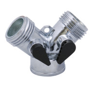 "3/4"" Metal Y Shut Off Valve"