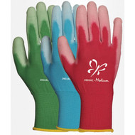 LFS Gloves 2602AC  (Large) ASSORTED REINFORCED FT/PU (12)