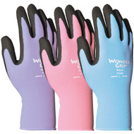LFS Gloves (Small) WONDER GRIP NEARLY NAKED ASSORTED COLORS (12)