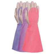 LFS Gloves (Medium) Synthetic Rose Glove (3)