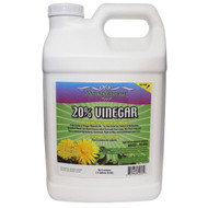 20% Vinegar Herbicide for Control of Weeds, 2.5 Gallon