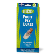 FRUIT FLY REFILL LURES 3 Pack (12), Spring Star